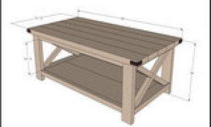 featured average coffee table size